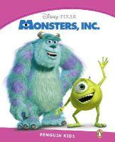 Ingham, Barbara - Penguin Kids 2 Monsters Inc Reader - 9781408288580 - V9781408288580