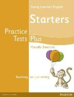 Banchetti, Marcella; Aravanis, Rosemary - Cambridge Young Learners English Practice Tests Plus Starters Students' Book - 9781408296615 - V9781408296615