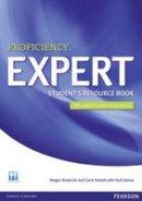 Roderick, Megan; Nuttall, Carol; Kenny, Nick - Expert Proficiency Student's Resource Book - 9781408299005 - V9781408299005