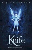 J Anderson, R - Knife - 9781408303122 - KRF0031123