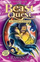 Blade, Adam - Rashouk the Cave Troll (Beast Quest) - 9781408303788 - V9781408303788