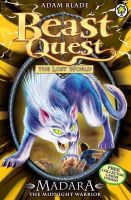 Adam Blade - Madara the Midnight Warrior (Beast Quest) - 9781408307328 - V9781408307328