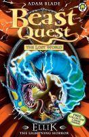 Adam Blade - Ellik the Lightning Horror (Beast Quest) - 9781408307335 - KTG0016634