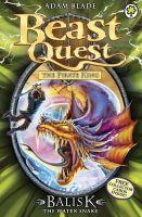 Adam Blade - Balisk the Water Snake. by Adam Blade (Beast Quest) - 9781408313107 - V9781408313107