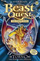 Adam Blade - Torno the Hurricane Dragon. by Adam Blade (Beast Quest) - 9781408313138 - V9781408313138