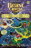 Blade, Adam - Sepron Vs Narga (Beast Quest) - 9781408324097 - V9781408324097