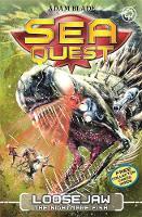 Blade, Adam - Loosejaw the Nightmare Fish: Book 32 (Sea Quest) - 9781408340950 - V9781408340950