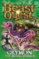Blade, Adam - Grymon the Biting Horror: Series 21 Book 1 (Beast Quest) - 9781408343272 - 9781408343272