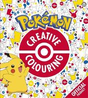 Pokémon - Pokemon: Pokemon Creative Colouring: Official - 9781408349946 - V9781408349946