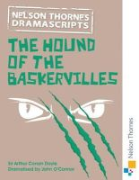 O'Connor, John - Nelson Thornes Dramascripts the Hound of the Baskervilles - 9781408520017 - V9781408520017