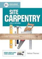 Leeds College of Building - Site Carpentry Level 2 Diploma - 9781408521267 - V9781408521267