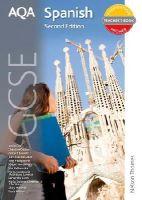 Dalton, Christine - AQA GCSE Spanish Teacher's Book - 9781408521861 - V9781408521861