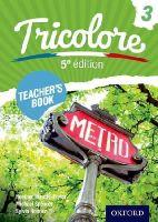 Spencer, M Et Al - Tricolore Teacher Book 3 - 9781408524251 - V9781408524251