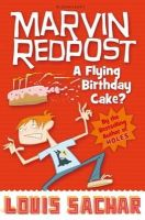 Louis Sachar - A Flying Birthday Cake? (Marvin Redpost) - 9781408801642 - V9781408801642