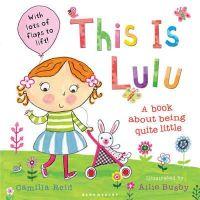 Camilla Reid - This Is Lulu - 9781408802649 - V9781408802649