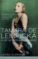 Laura Claridge - Tamara De Lempicka - 9781408807095 - V9781408807095