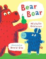 Robinson, Michelle - Bear Boar - 9781408817049 - V9781408817049