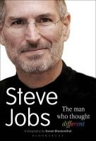 - Steve Jobs Man Who Thought Different - 9781408832066 - V9781408832066