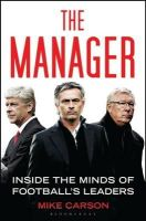 Carson, Mike - The Manager - 9781408843505 - V9781408843505