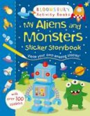 . - My Aliens and Monsters Sticker Storybook - 9781408845424 - V9781408845424