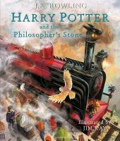 Rowling, J.K. - Harry Potter and the Philosopher's Stone: Illustrated Edition -  - 9781408845646
