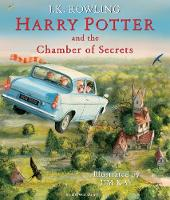 Rowling, J.K. - Harry Potter and the Chamber of Secrets Illustrated Edition - 9781408845653 - V9781408845653