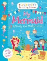 NA - My Mermaid Activity and Sticker Book - 9781408847459 - V9781408847459