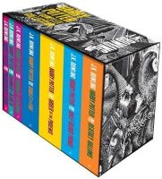Rowling, J.K. - Harry Potter Complete Paperback Boxed Set - 2013 Adult Editions - 9781408850756 - V9781408850756