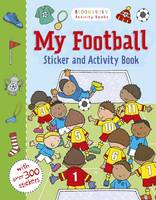 - My Football Activity and Sticker Book - 9781408855164 - V9781408855164
