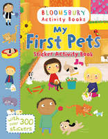 - My First Pets Sticker Activity Book - 9781408855225 - V9781408855225