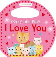 Bloomsbury Group - Carry and Play I Love You - 9781408863794 - V9781408863794