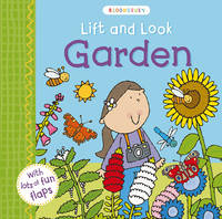 Bloomsbury Group - Lift and Look Garden - 9781408864029 - V9781408864029