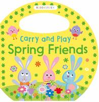 Bloomsbury Group - Carry and Play Spring Friends - 9781408864135 - V9781408864135