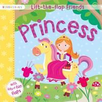 - Lift-the-Flap Friends Princess - 9781408864142 - V9781408864142