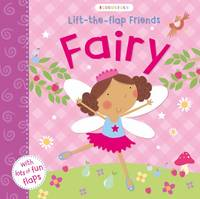 - Lift-the-Flap Friends Fairy - 9781408864159 - V9781408864159