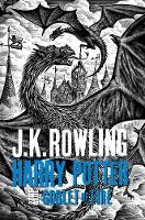 Rowling, J. K. - Harry Potter and the Goblet of Fire - 9781408865422 - V9781408865422