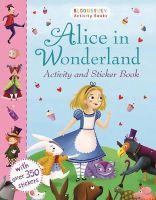 - Alice in Wonderland Activity and Sticker Book - 9781408866603 - V9781408866603
