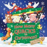 Sperring, Mark - How Many Quacks Till Christmas? - 9781408871089 - V9781408871089