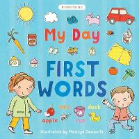 - My Day: First Words - 9781408872628 - V9781408872628