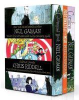 Gaiman, Neil - Neil Gaiman & Chris Riddell Box Set - 9781408873274 - V9781408873274