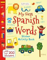 - My First Spanish Words - 9781408873700 - V9781408873700