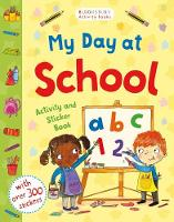 - My Day at School Activity and Sticker Book (Chameleons) - 9781408873724 - V9781408873724