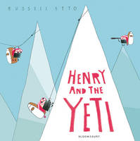 Ayto, Russell - Henry and the Yeti - 9781408876602 - V9781408876602