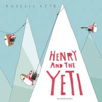 Ayto, Russell - Henry and the Yeti - 9781408876619 - V9781408876619