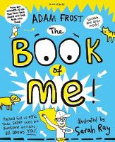 Frost, Adam - The Book of Me - 9781408876817 - V9781408876817