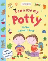 - I Can Use My Potty Sticker Reward Book - 9781408879061 - V9781408879061