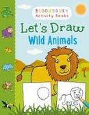 - Let's Draw Wild Animals - 9781408879177 - V9781408879177
