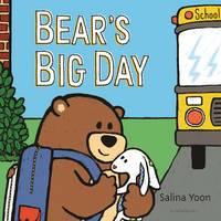 Yoon, Salina - Bear's Big Day - 9781408879795 - V9781408879795