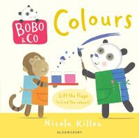 Killen, Nicola - Bobo & Co. Colours (Chameleons) - 9781408880012 - V9781408880012