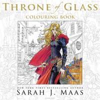 Maas, Sarah J. - The Throne of Glass Colouring Book - 9781408881422 - V9781408881422